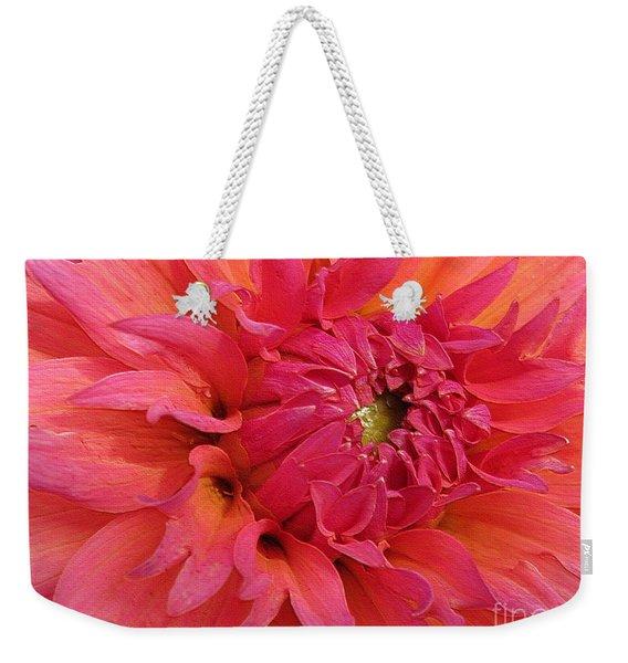Dahlia Named Oreti Lass Weekender Tote Bag