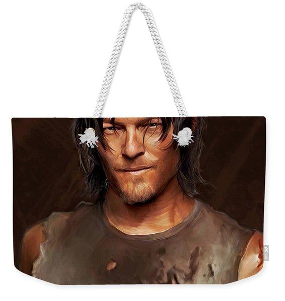 Daryl - Bite Me Weekender Tote Bag