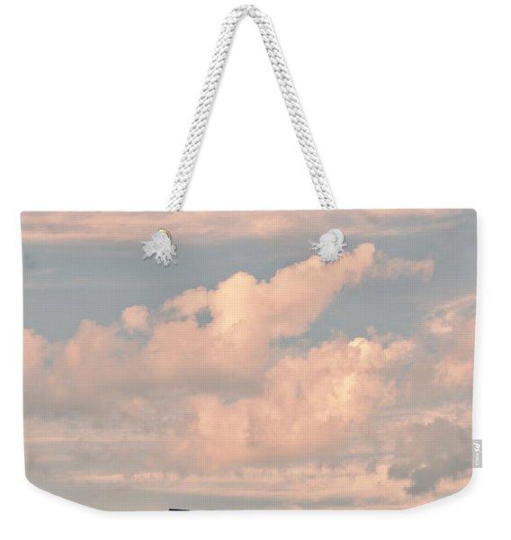 Day Is Done Weekender Tote Bag