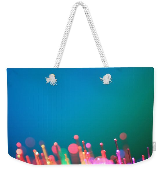 Day Tripper Weekender Tote Bag