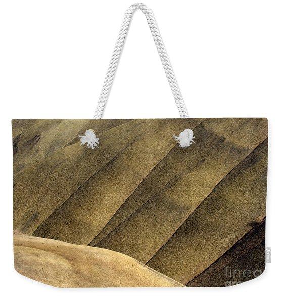 Desert Lines Weekender Tote Bag