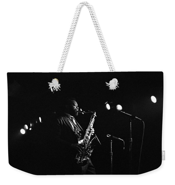 Dewey Redman Weekender Tote Bag