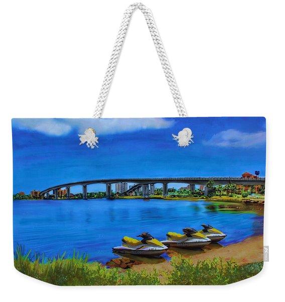 Do You Sea Doo Weekender Tote Bag