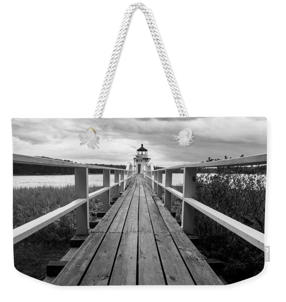 Doubling Point Light Weekender Tote Bag