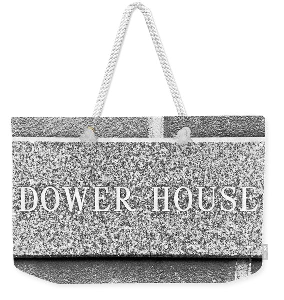 Dower House Weekender Tote Bag