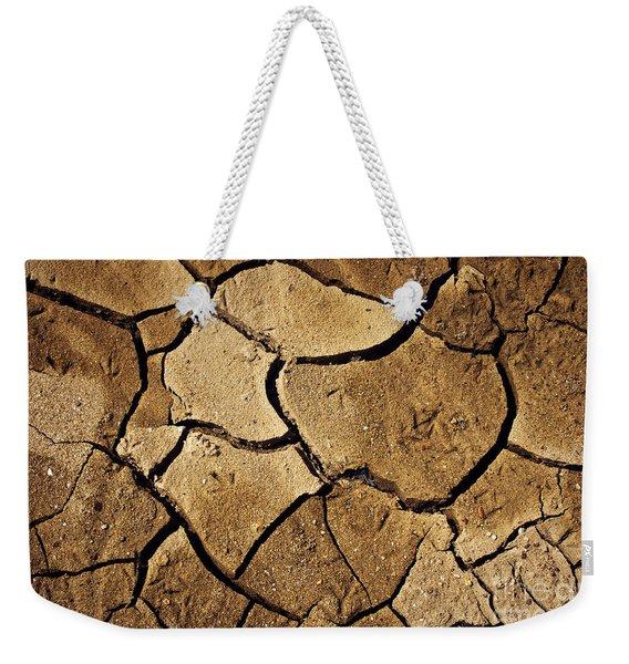 Dry Land Weekender Tote Bag