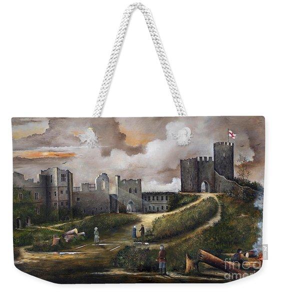 Dudley Castle 2 Weekender Tote Bag