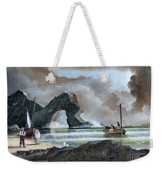 Durdle Door - Dorset Weekender Tote Bag