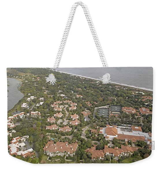 East Coast Georgia Weekender Tote Bag
