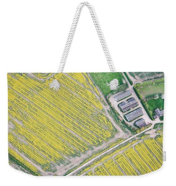 English Farm Weekender Tote Bag