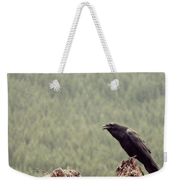 Environment  Nature Weekender Tote Bag