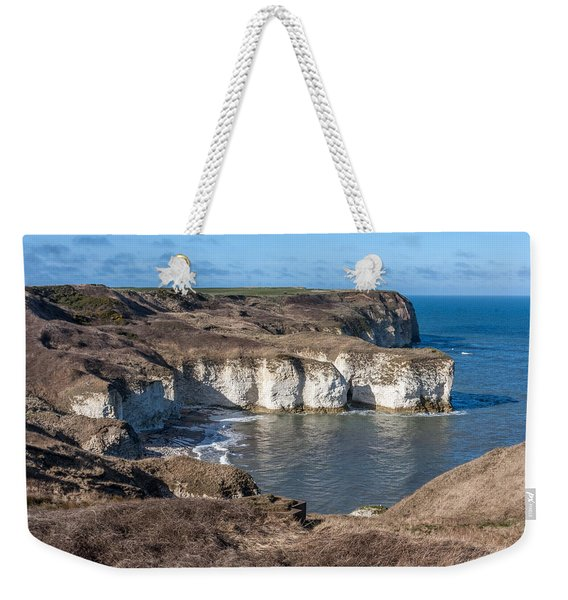 Flamborough Head Weekender Tote Bag