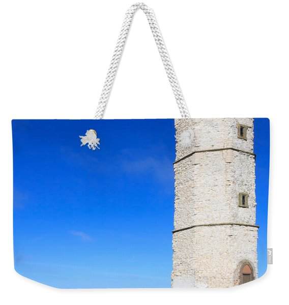 Flamborough Old Lighthouse Weekender Tote Bag