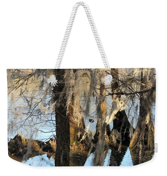 Flint River 36 Weekender Tote Bag