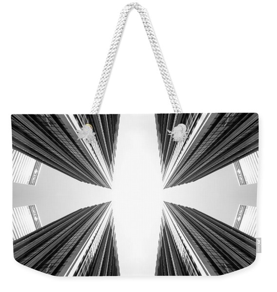 6th Ave Weekender Tote Bag