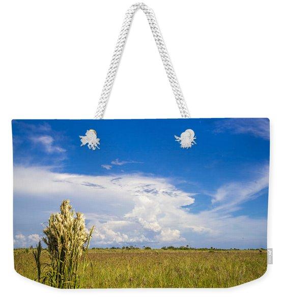 Florida Flat Land Weekender Tote Bag