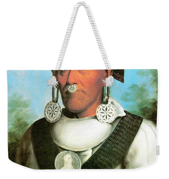 George Lowrey Weekender Tote Bag
