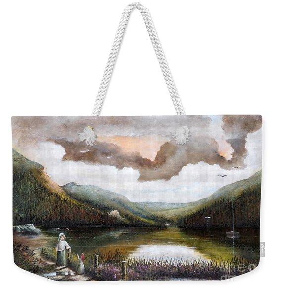Glendalough Weekender Tote Bag