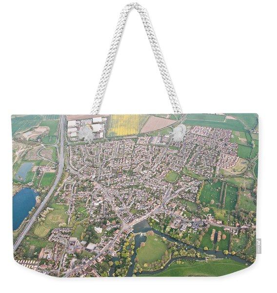 Godmanchester Weekender Tote Bag