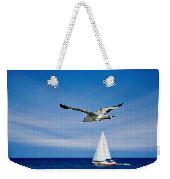 Good Karma Weekender Tote Bag