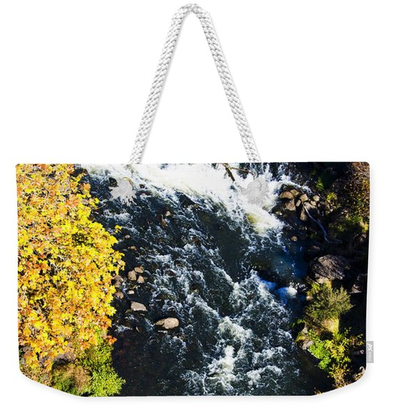 Gorge Bridge Weekender Tote Bag