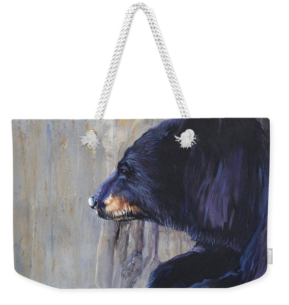 Grandfather Bear Weekender Tote Bag