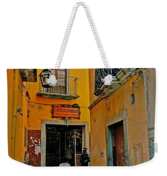 Guanajuato Weekender Tote Bag