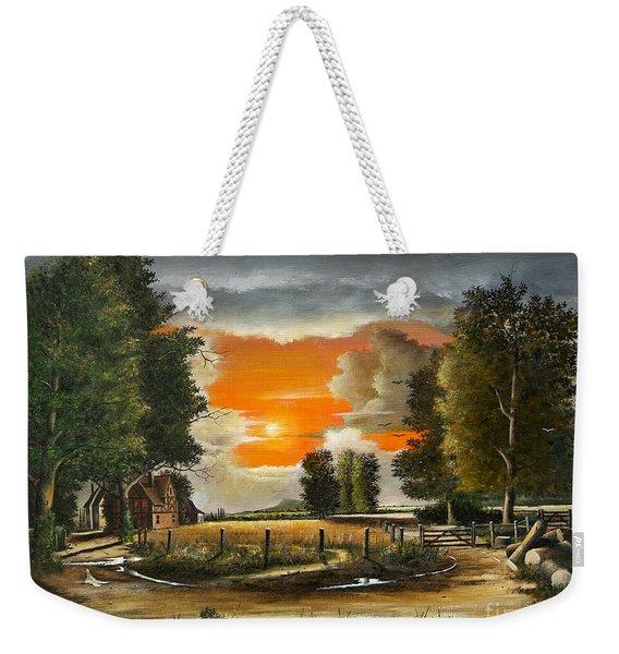 Hoggets Farm Weekender Tote Bag