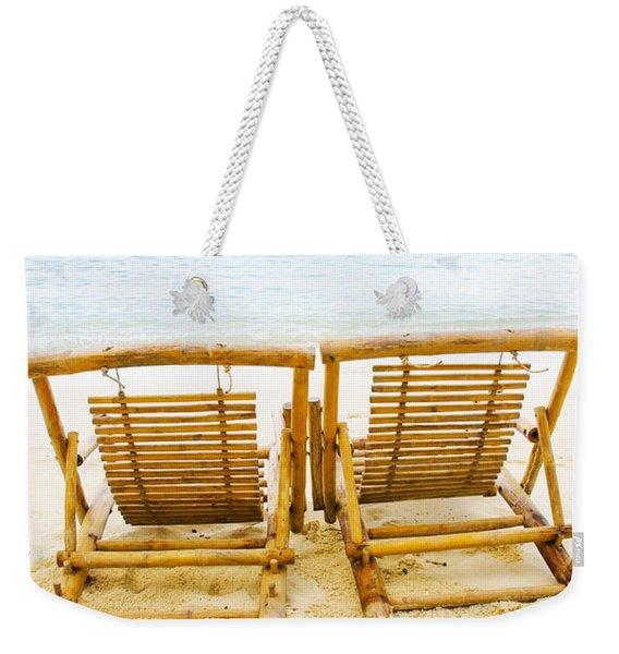 Holiday In Thai Paradise Weekender Tote Bag
