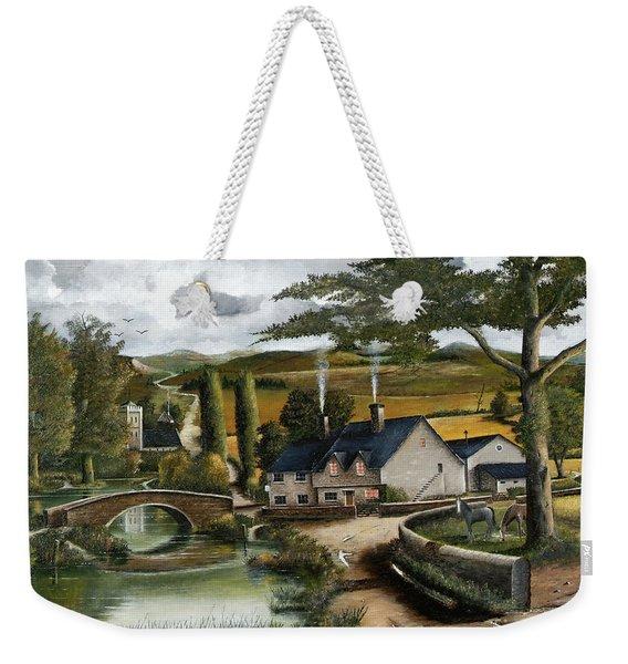 Home Farm Weekender Tote Bag