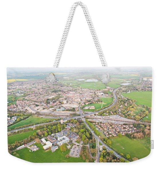 Huntingdon Weekender Tote Bag