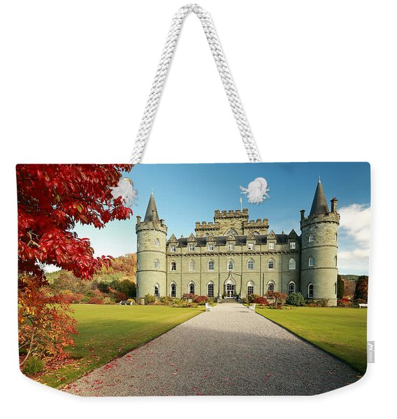 Inveraray Castle Weekender Tote Bag