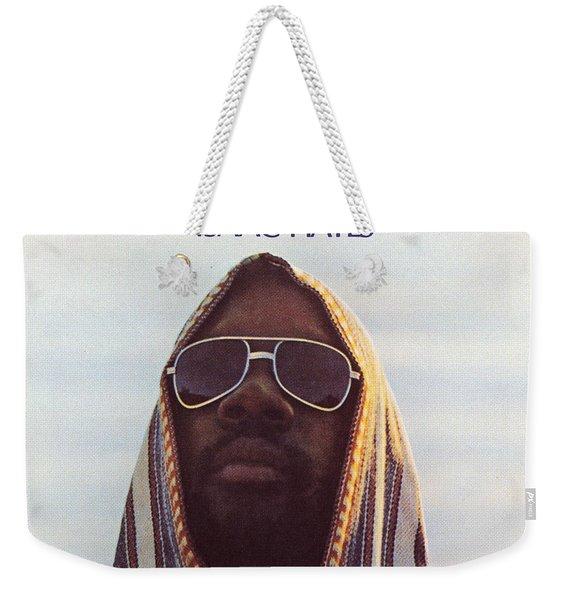 Isaac Hayes -  Black Moses Weekender Tote Bag