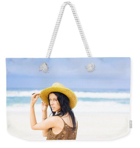 Island Adventures Weekender Tote Bag