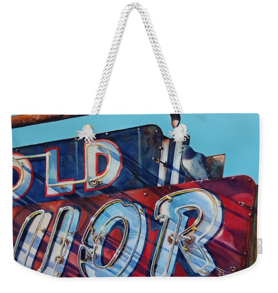 It's Five O'clock Somewhere Weekender Tote Bag