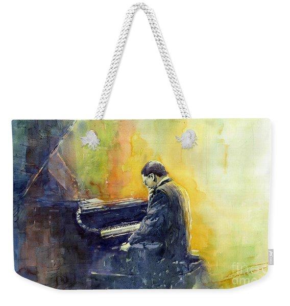 Jazz Herbie Hancock  Weekender Tote Bag