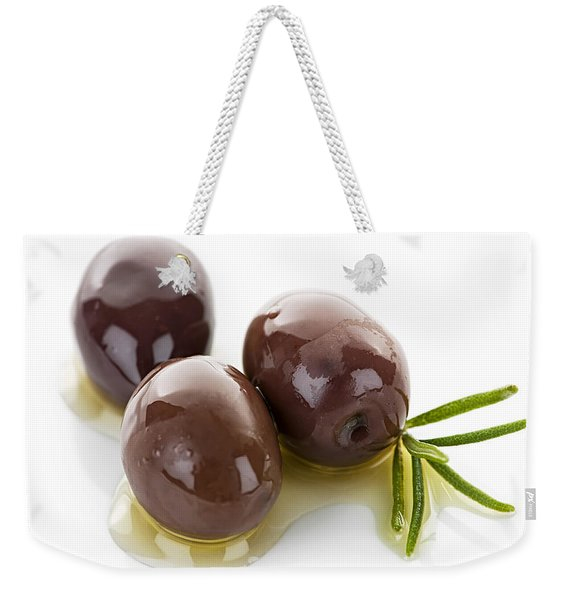 Kalamata Olives Weekender Tote Bag