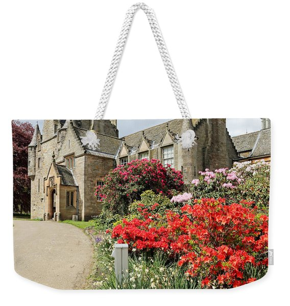 Lauriston Castle Weekender Tote Bag