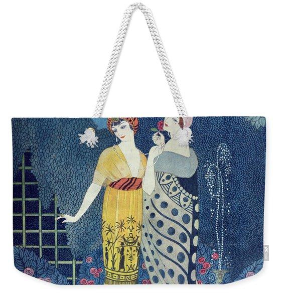 Les Modes Weekender Tote Bag