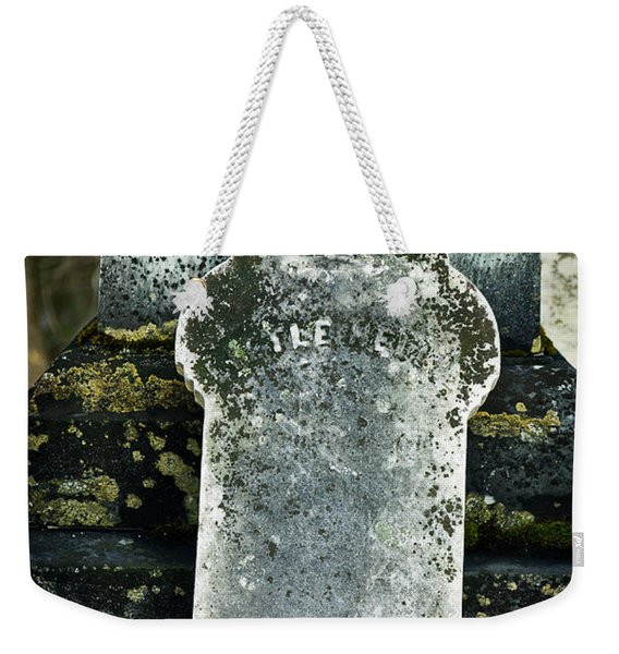Little Nell Weekender Tote Bag