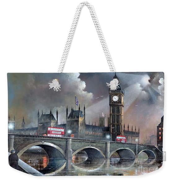 London Pride Weekender Tote Bag
