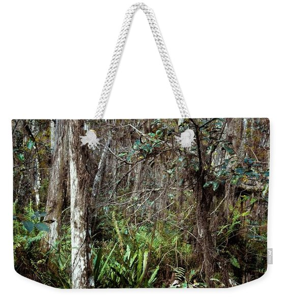 Loxahatchee Refuge Weekender Tote Bag