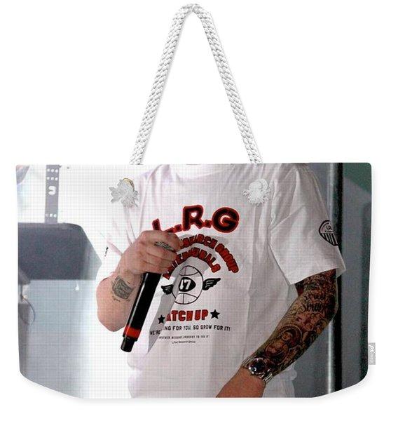 Mac Miller Weekender Tote Bag