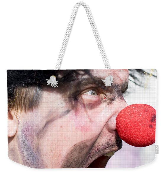 Madness The Clown Weekender Tote Bag