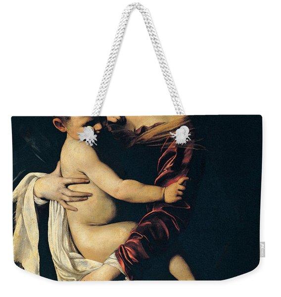 Madonna Di Loreto Weekender Tote Bag