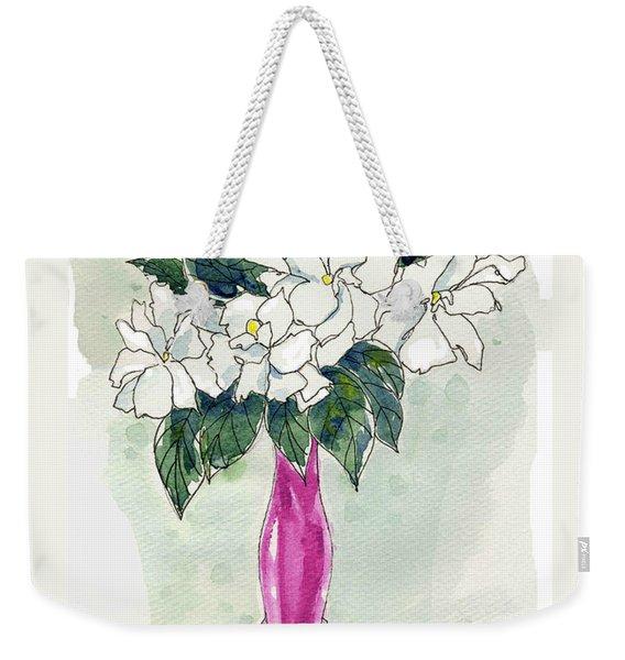 Mama's Vase Weekender Tote Bag
