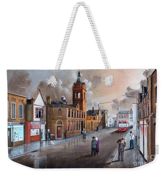 Market Street - Stourbridge Weekender Tote Bag