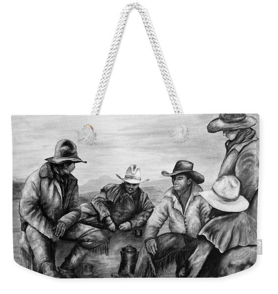Matchless Weekender Tote Bag