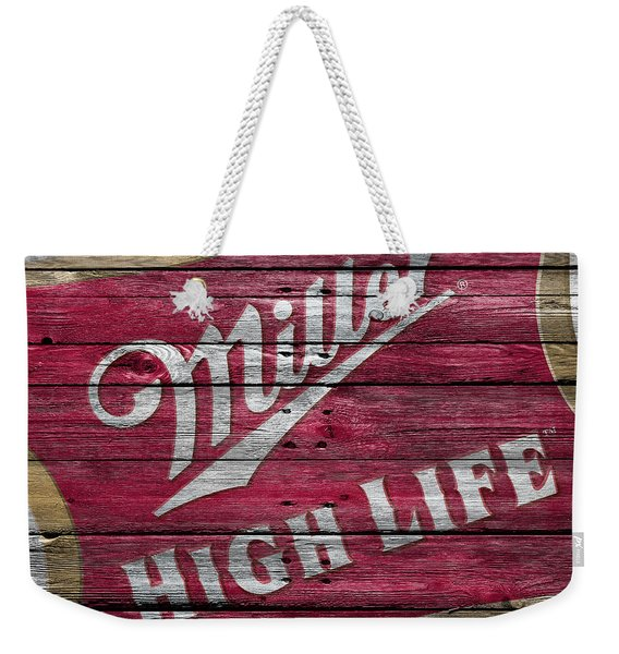 Miller High Life Weekender Tote Bag