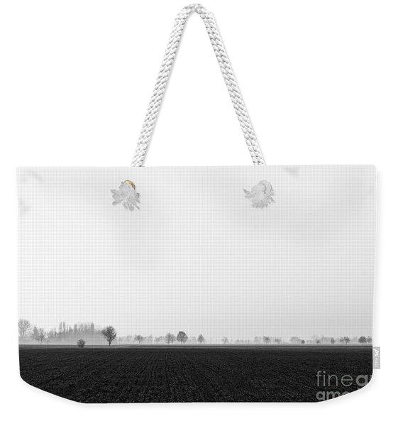 Moonland Weekender Tote Bag